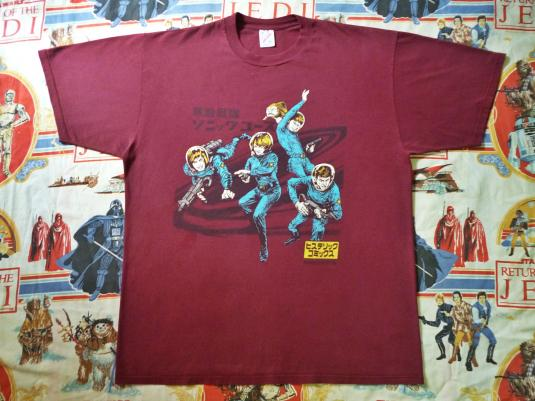 VINTAGE 90S SONIC YOUTH T-SHIRT