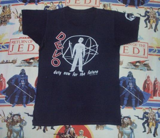 VINTAGE 1979 DEVO 'Duty Now for the future' promo