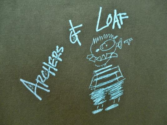 VINTAGE 90S ARCHERS OF LOAF T-SHIRT