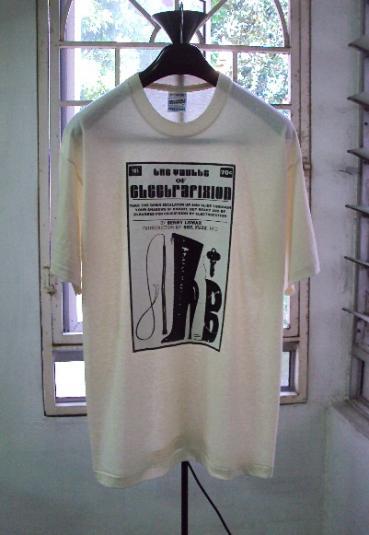 VINTAGE 90'S ELECTRAFIXION T-SHIRT