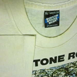 VINTAGE 1990 THE STONE ROSES T-SHIRT