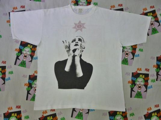 VINTAGE SIOUXSIE & THE BANSHEES T-SHIRT