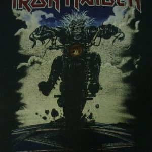 VINTAGE 1992 IRON MAIDEN T-SHIRT