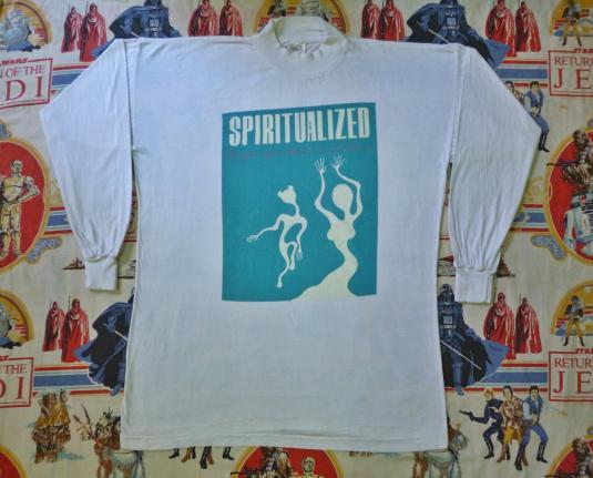 VINTAGE 1992 SPIRITUALIZED T-SHIRT