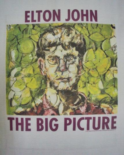 VINTAGE ELTON JOHN