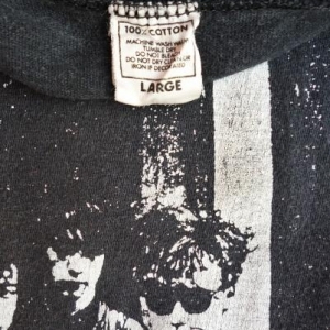 VINTAGE 1985 THE JESUS AND MARYCHAIN PSYCHOCANDY T-SHIRT