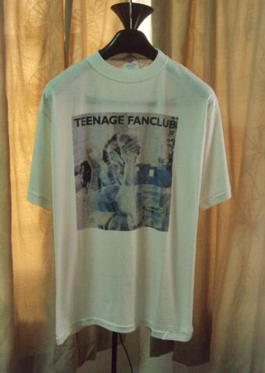 VINTAGE 1990 TEENAGE FANCLUB Early EP T-SHIRT