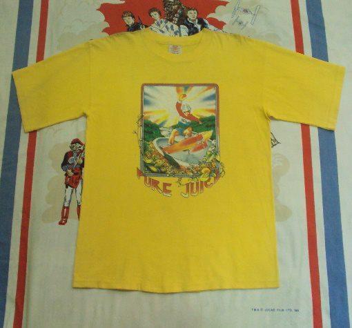 Vintage SIMS Pure Juice Skateboard T Shirt