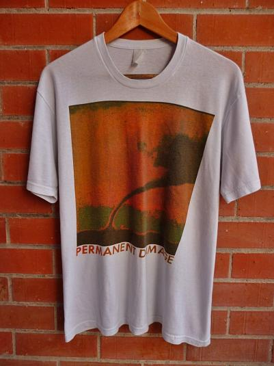 VINTAGE THE ICICLE WORKS TOUR T-SHIRT