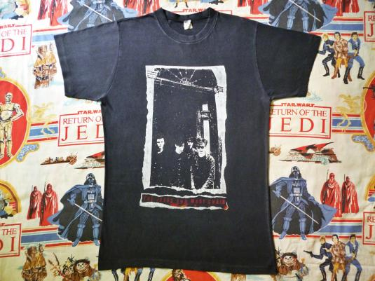 VINTAGE 1985 THE JESUS & MARYCHAIN T-SHIRT