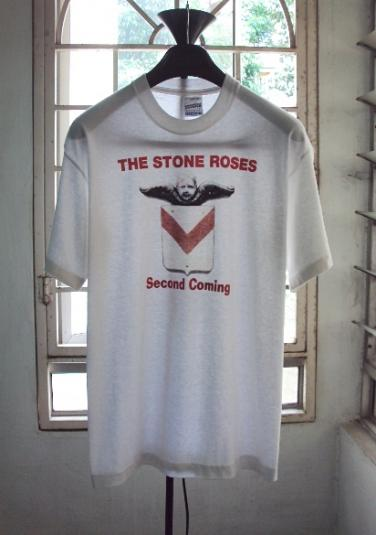 VINTAGE 90'S THE STONE ROSES T-SHIRT
