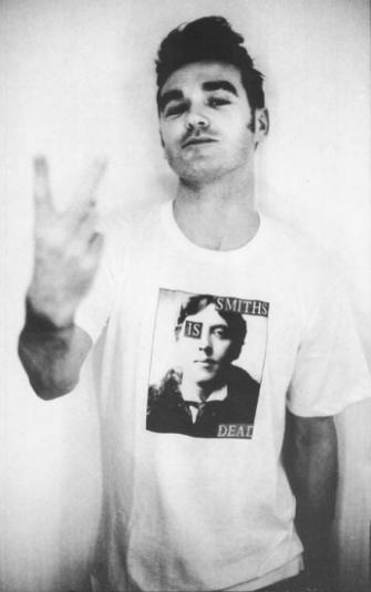 VINTAGE 90'S THE SMITHS T-SHIRT