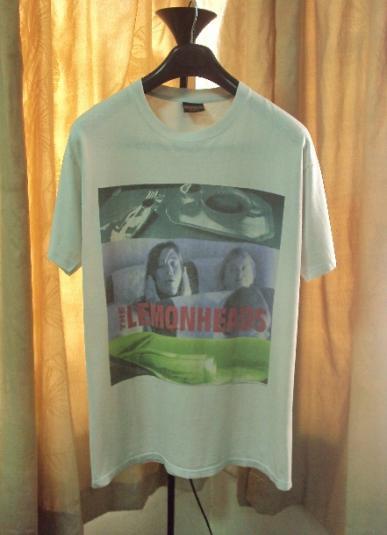 VINTAGE 1993 THE LEMONHEADS T-SHIRT