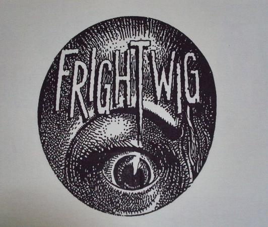 EARLY 90'S FRIGHTWIG T-SHIRT