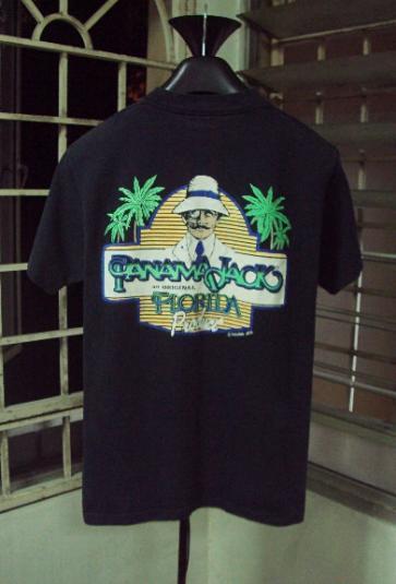 VINTAGE 80'S PANAMA JACK T-SHIRT