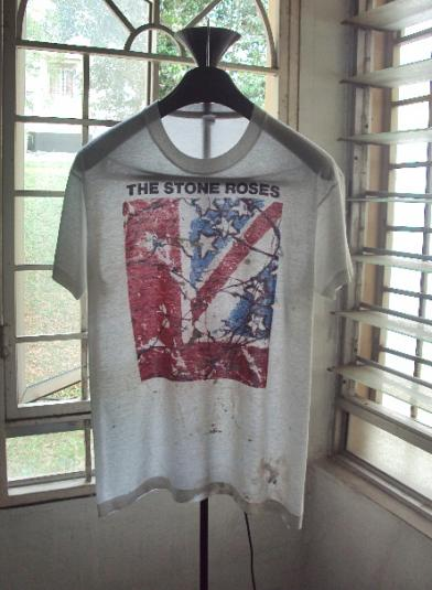 Vintage 1991 THE STONE ROSES T-Shirt