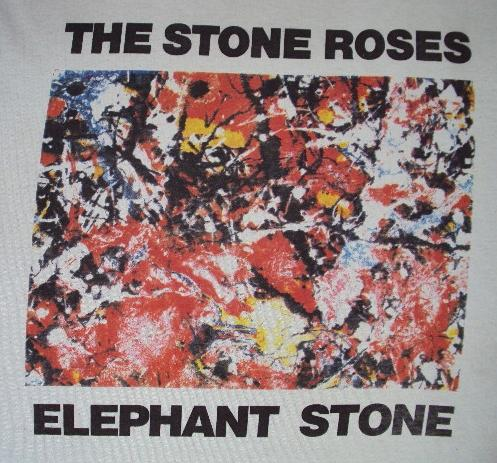 Vintage 1988 THE STONE ROSES T-Shirt