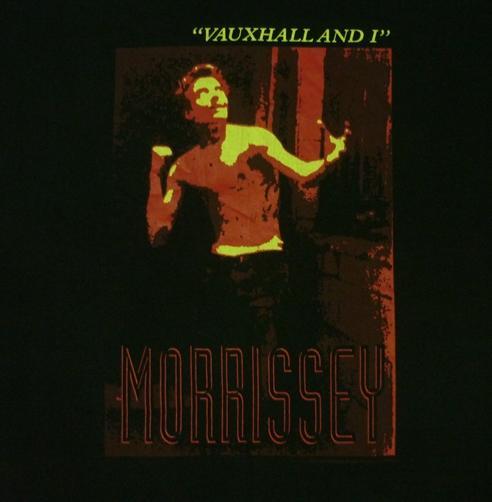 VINTAGE 1994 MORRISSEY VAUXHALL & I T-SHIRT