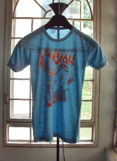 Vintage 70'S SAXON T-Shirt