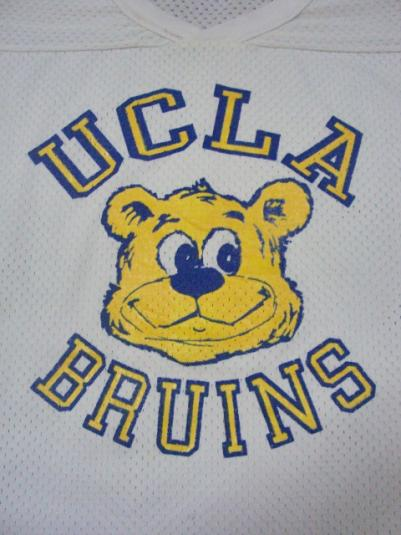 VINTAGE 70'S UCLA BRUINS RAGLAN T-SHIRT