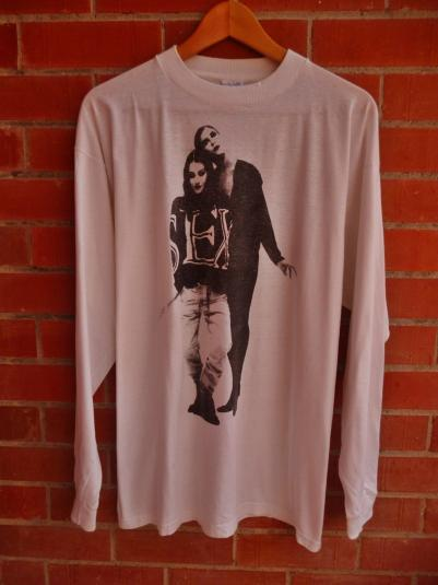 VINTAGE 1992 SHAKESPEARS SISTER HORMONALLY YOURS T-SHIRT