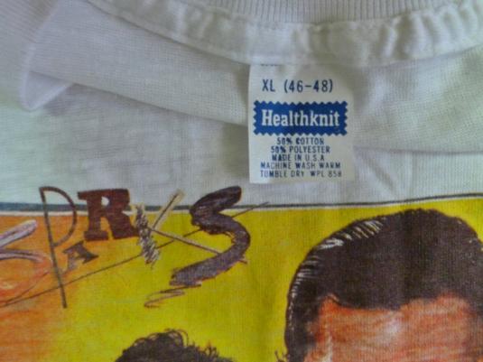 VINTAGE 1984 SPARKS TOUR T-SHIRT