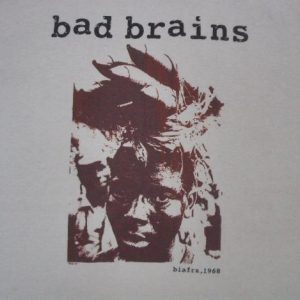 VINTAGE BAD BRAINS T-SHIRT