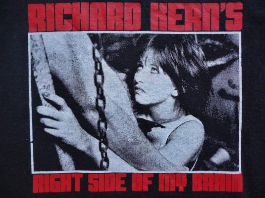 VINTAGE RICHARD KERNS NYC FILMMAKER T-SHIRT