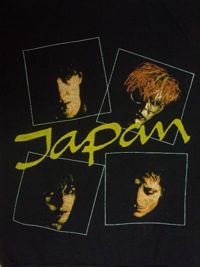 VINTAGE 70'S JAPAN SWEATSHIRT