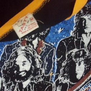 VINTAGE 80'S THE ROCKETS TOUR JERSEY