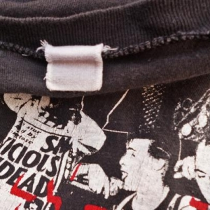 VINTAGE 1980S THE EXPLOITED T-SHIRT
