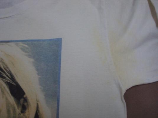VINTAGE 90'S KURT COBAIN T-SHIRT