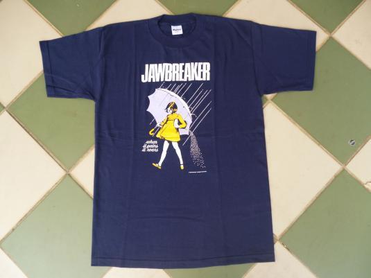 VINTAGE 1993 JAWBREAKER T-SHIRT