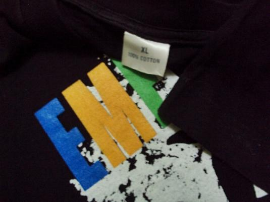 Vintage 1991 EMF Epsom Mad Funkers T-Shirt