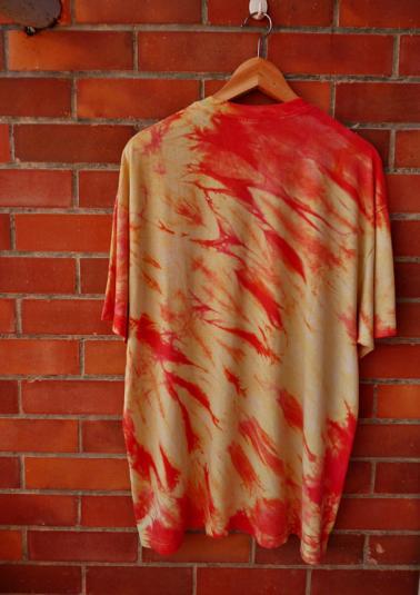 Vintage 1990 LED ZEPPELIN Tie dye T-Shirt