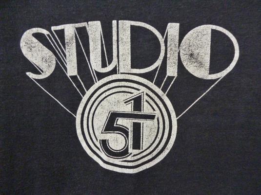 VINTAGE 80S STUDIO 51T-SHIRT