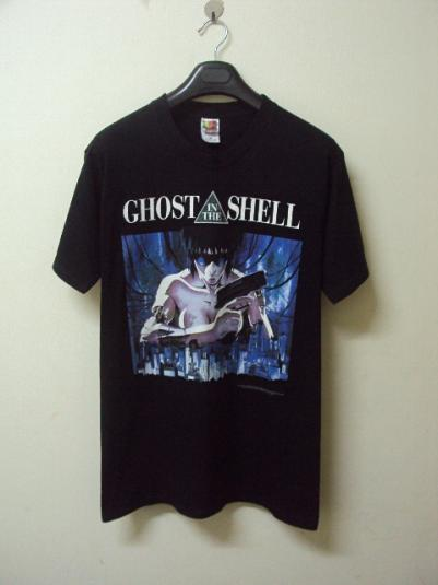 VINTAGE 90'S GHOST IN THE SHELL T-SHIRT
