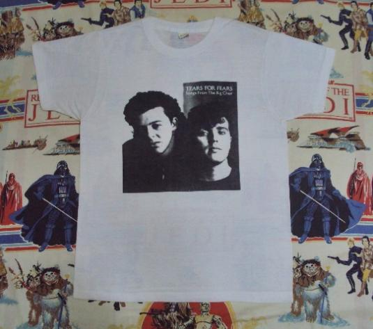 VINTAGE TEARS FOR FEARS 1980'S PROMO