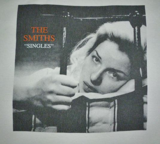 VINTAGE THE SMITHS SINGLES T-SHIRT