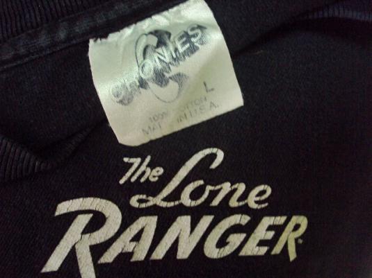 VINTAGE THE LONE RANGER T-SHIRT