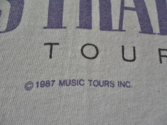 VINTAGE 1987 MADONNA WHO'S THAT GIRL TOUR T-SHIRT