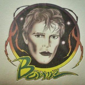 VINTAGE 70'S DAVID BOWIE T-SHIRT