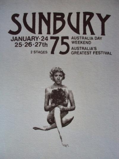 VINTAGE 1975 DEEP PURPLE T-SHIRT