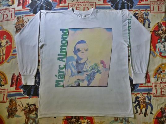 VINTAGE MARC ALMOND SOFT CELL T-SHIRT