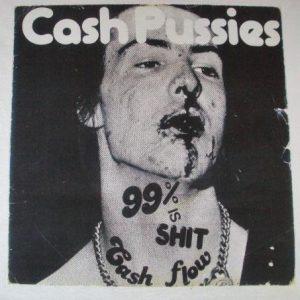 VINTAGE 80'S CASH PUSSIES T-SHIRT