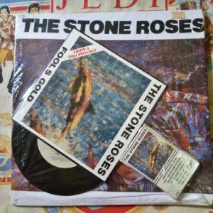 VINTAGE 1989 THE STONE ROSES PROMO T-SHIRT