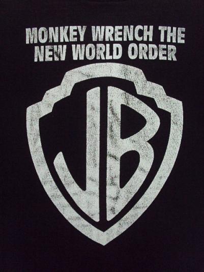 VINTAGE 1991 JELLO BIAFRA DEAD KENNEDY'S T-SHIRT