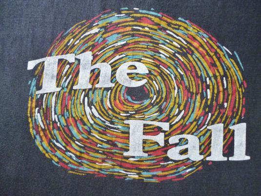 VINTAGE 1980S THE FALL T-SHIRT