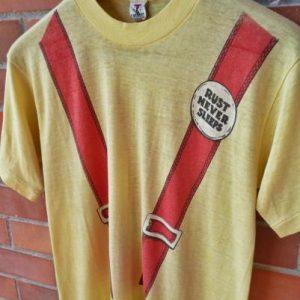 VINTAGE 1978 NEIL YOUNG & CRAZYHORSE TOUR T-SHIRT