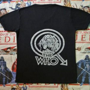 1979 THE WHO TOUR T-SHIRT